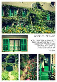 Affordable Art  Impressionist Claude Monet by AshleighHodgesPhoto, $34.00