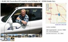 Ed Begley Jr Ing Used Electric Car On Craigslist For 25 000