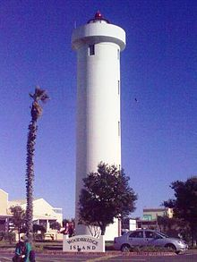 Milnerton Lighthouse Table Bay