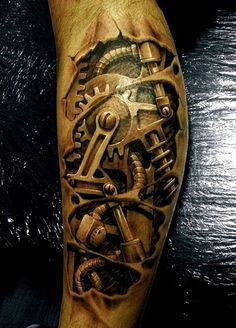 Ripped Skin Tattoos (38)