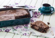 Brownie de geladeira | 10 delícias veganas para você cozinhar já