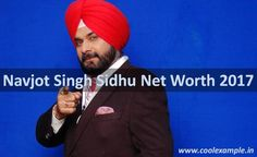 "The former Lok Sabha MP, Navjot Singh Sidhu who is well recognized for his stint on ""The Kapil Sharma Show"" earns a whooping income. So check out Navjot Singh Sidhu Net Worth 2017 that will make your jaw open. Navjot Singh Sidhu has also contributed in Indian cricket world and he is considered as one of the best cricket players whose remarkable achievements have made Indians proud."