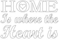 Home tekst