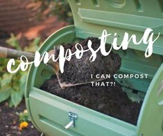 You can make compost in as little as four to six weeks with a compost tumbler. The secret is in the sauce.