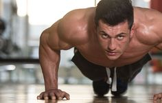 Even the Men's Health Fitness Director was out of breath after this bodyweight workout.