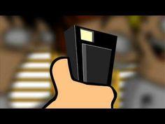 Ten krótki, animowany filmik ukazuje jedną z metod cyberprzemocy.