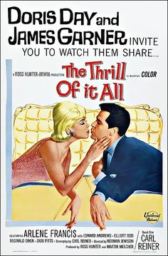 The Thrill of It All (1963) starring Doris Day & James Garner