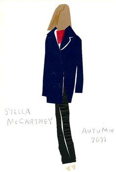 Stella McCartney Autumn 2011 #02