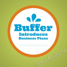 Buffer Introduces Business Plans
