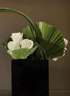 """""""You love the roses - so do I"""" - GEORGE ELIOT - (Armani Fiori)"""