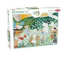 Tactic, Muminki, puzzle, 1000 elementów