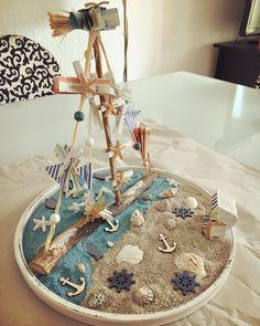 #Geldgeschenk #Hochzeitsgeschenk #Dekoidee #maritim