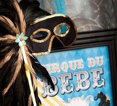 Laura's Cirque du Bebe Baby Shower – Part 1