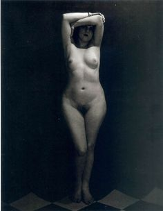 Kiki de Montparnasse by Man Ray. 1923. ~ one of the most famous of artist models and muse of many famous Parisienne artists of the 20's and 30's.