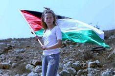 Ahed Tamimi Is The Young Female Teenager Leading The Palestinian Resistance Movement