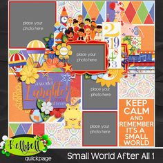 Small World After All 1 - Click Image to Close