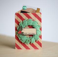 Tsuruta Designs: Neat & Tangled October New Release Day Two: Little Santa Girl