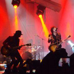 Enrique Bunbury en Bogotá [4] 16/03/2012 @bunburyoficial #sinfiltro #nofilter