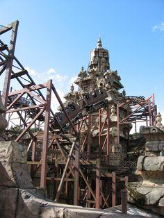 ... :Indiana Jones and the Temple of Doom, Disneyland Paris, France.jpg