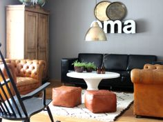 By Sisustuskärpänen www. Interior Styling, Interior Design, Natural Interior, Moroccan Interiors, Moroccan Style, Decoration, Showroom, Interior And Exterior, Industrial