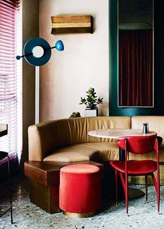 101 Beispiele Für Farbgestaltung Und Farbwirkung Im Raum | Pinterest |  Farbgestaltung, Farbgestaltung Wohnzimmer Und Wanddesign