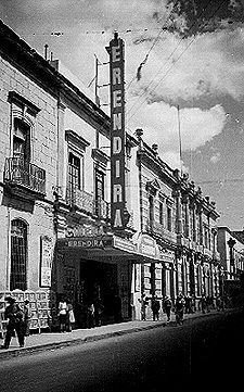 Cine Eréndira Morelia