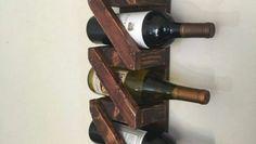 DIY Weinregal selber bauen Weinregale aus Holz
