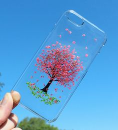 These+Pressed+Flower+Phone+Cases+Are+Super+Pretty