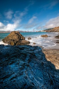 One of my absolute favorite places: China Beach, San Francisco