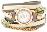 la mer chandelier crystal chain watch
