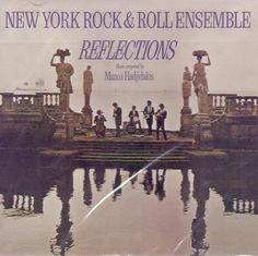 New York Rock & Roll Ensemble - Music Composed By Manos Hadjidakis - Reflections - Atlantic -Vinyl, LP, Album, Repress Greece by SkandiRetroMusic on Etsy Soul Music, My Music, Rock And Roll, Greek Music, Lp Cover, Album Songs, Lp Album, Greek Art, Happy Moments