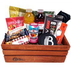 The Serious Golfer is one awesome golfer gift basket, filled with all the golf gear for a day on the links, it is sure to impress the golfers in your life.