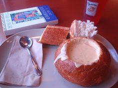 Favorite Copycat Recipes: Panera Bread's Copycat Broccoli Cheese Soup