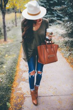 cute casual fall outfit - maybe for thanksgiving dinner??