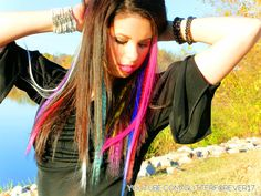 """My Selena Gomez """"Hit The Lights"""" Hair and Makeup tutorial! Watch here: http://www.youtube.com/watch?v=09FJqhQ_l80"""