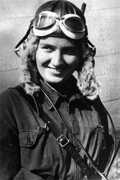 Marina Raskova was a Soviet pilot, navigator, and commander who founded 3 famous female air regiments during the Second World War. Born to a middle-class Russian family, Raskova initially.