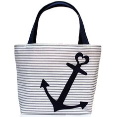 $38 Heart Anchor Tote
