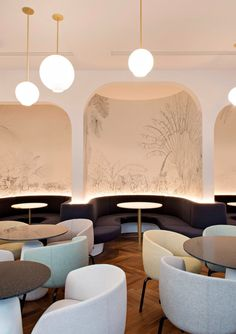 Pâtisserie Kanoun | Studio Vincent Eschalier