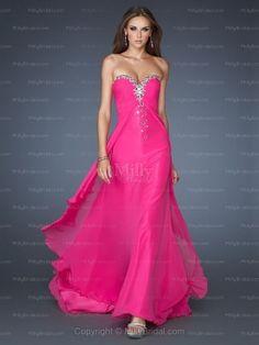 cheap prom dresses, Sweetheart, dress, Pink, black, cute, 2014, colors, fashion