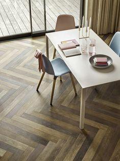 Get Amtico Spacia, Amtico Flooring, Engineered Wood Floors, Wood Floor Kitchen, Kitchen Flooring, Ikea, Victoria House, Herringbone Wood Floor, Diy Kit