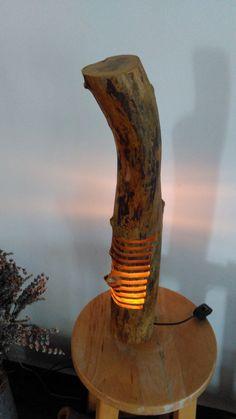 Hölzerne Lampe Holzlicht von WOODENLIGHTLAMP auf Etsy
