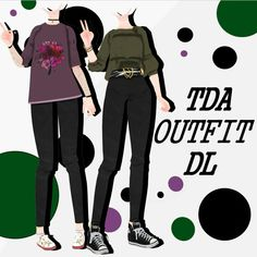 18 Best Mmd Outfit Dl Images In 2019