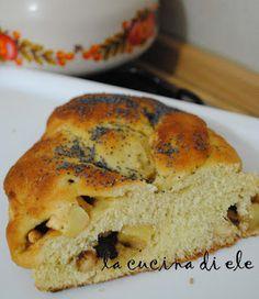 La cucina di Ele: Il pane dolce del Sabato