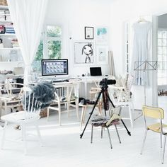 Workspace | Lovers of mint