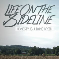 Blast Album Review: Life On The Sideline | 'Honesty Is A Dying Breed' http://boystereo.com/1ljYRzI