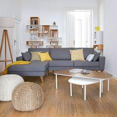 Corner canapé, €1200 - La Redoute