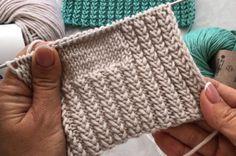 Crochet Stitches For Blankets, Crochet Stitches Patterns, Knitting Stitches, Stitch Patterns, Knitting Patterns, Popular Crochet, Unique Crochet, Crochet Yarn, Crochet Hooks