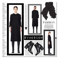 """""""Svmoscow"""" by angel-a-m on Polyvore featuring Comme des Garçons and Marni"""