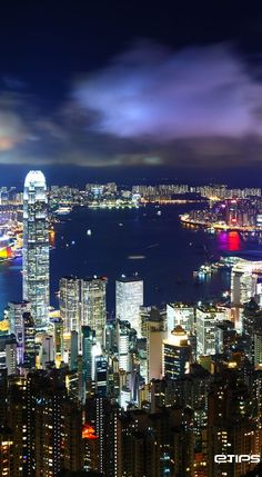 Hong Kong │by eTips Travel ♠ re-pinned by http://www.waterfront-properties.com/