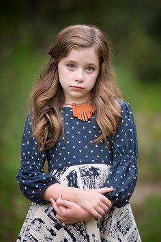 Dress made by Because of Brenna; Fabric by Art Gallery Fabrics Sewing Hacks, Sewing Tips, Sewing Ideas, Sewing Projects, Wardrobe Staples, Dress Patterns, Knit Dress, Dress Making, Girl Fashion